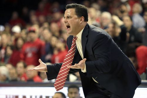 Sean Miller not coaching for Arizona after wiretap bribe chat