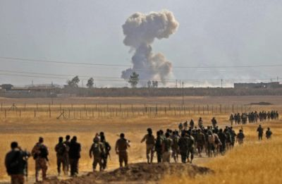 ISIS Sleeper Cell Launches Attack on Northern Iraq's Kirkuk