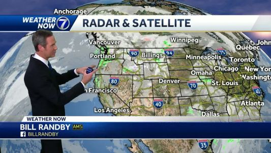 Clouds to stay overnight