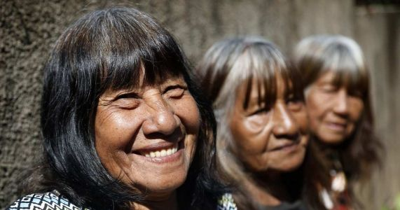 A woman takes leadership of Paraguay's Maka people