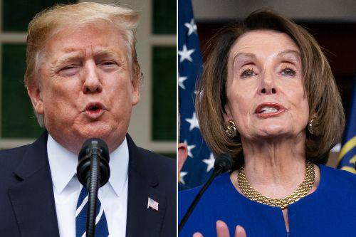 Trump calls out Pelosi for temper tantrum claims: 'It's all such a lie'