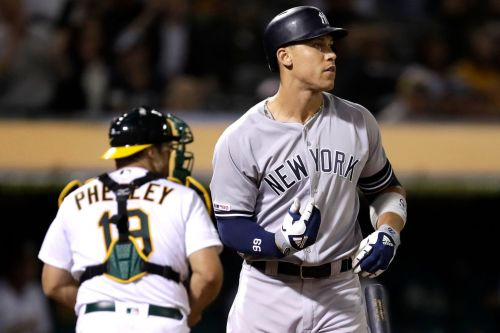 Yankees fail in all big spots in another loss to A's