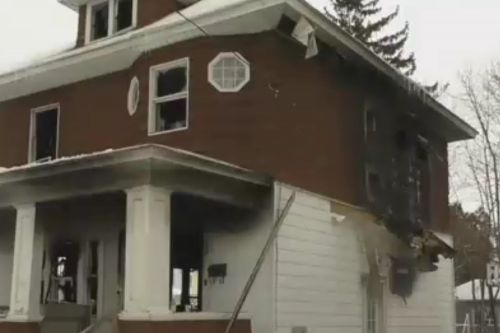 Upstate New York house fire claims lives of dad, four daughters