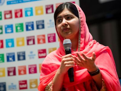 Malala just got into Oxford University - and she's studying the course that propelled some of the world's most powerful politicians