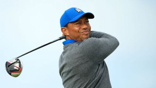 Tiger Woods downbeat after British Open opening round misery