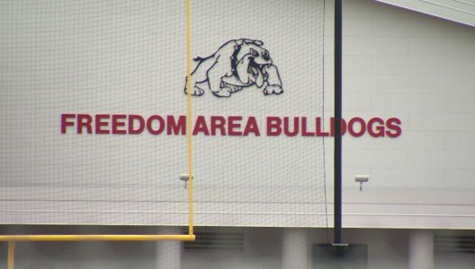 Freedom Area School District says some student athletes have tested positive for COVID-19
