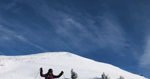 Sierra snowpack well above average after California storms