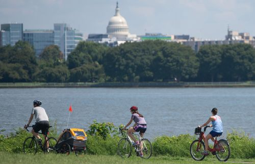 Washington, D.C. just passed a 'groundbreaking' new clean energy law