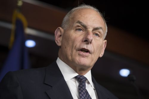 Kelly says White House gig 'not the best job I've ever had'