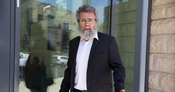 Israeli police detain liberal rabbi over 'illegal' weddings