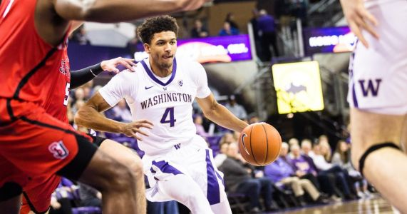 Mike Hopkins: 'We're willing to go anywhere to play anybody' as Washington faces No. 13 Virginia Tech