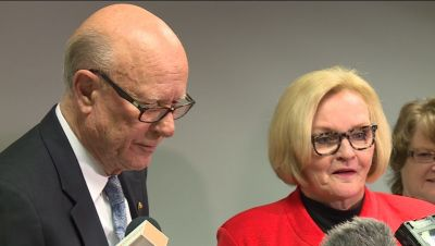 Roberts, McCaskill discuss protecting nation's food supply