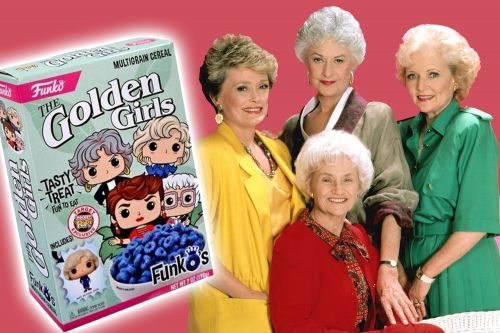 Everyone is going wild for 'Golden Girls'-themed cereal