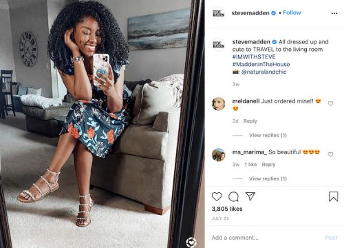 Amid the pandemic, influencers and brands are getting real