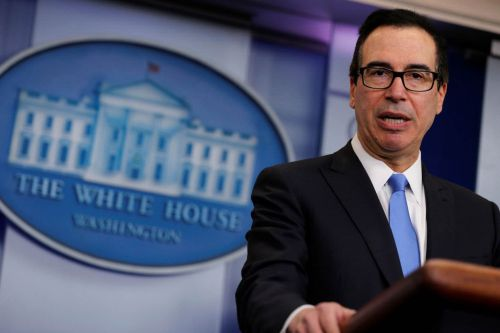 Mnuchin says China tariffs are 'on hold' as officials hold deficit talks