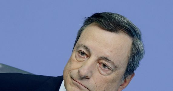 Europe's easy money taps to be tightened - very slightly
