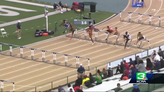 Day 2: NorCal athletes compete in NCAA track and field event