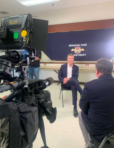 Gov. Newsom to issue executive order to help businesses with social distancing