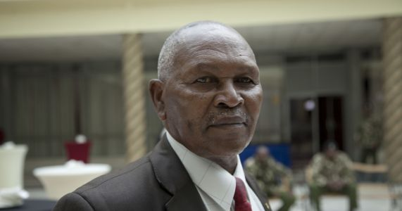 Kip Keino hands himself over to police in corruption case