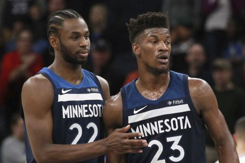 There are 'problems' between two of the Timberwolves' stars