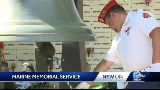 Marines who gave the ultimate sacrifice remembered