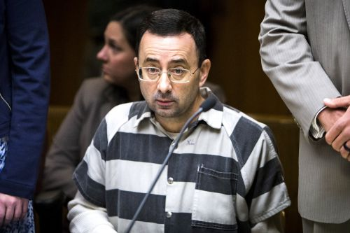 Disgusting gymnastics doctor pleads guilty to sexual assaults