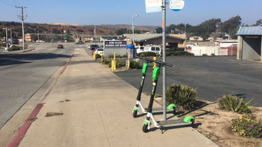 Cal State Monterey Bay working to improve scooter safety