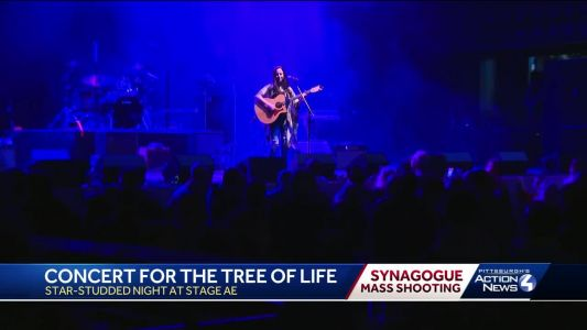 Concert benefits Tree of Life synagogue shooting victims