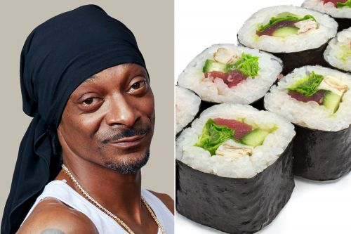 How Snoop Dogg's joint-rolling skills made him a sushi master
