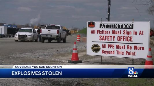 ATF to investigate employees who were on construction site when explosives went missing