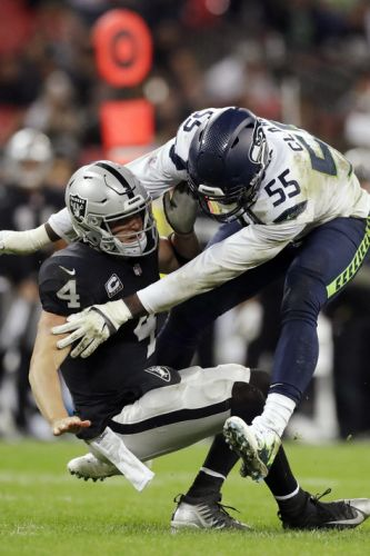 Reports: Seahawks trade Frank Clark to Kansas City Chiefs