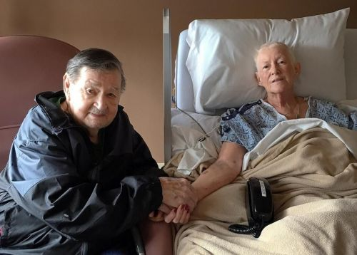 Husband, wife die within hours after 63 years of marriage