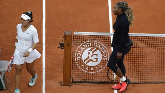 Serena Williams pulls out of French Open with hurt Achilles