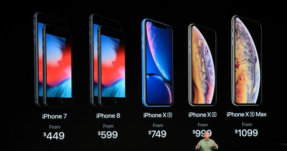 IPhone XS and XS Max show bigger is now definitely better