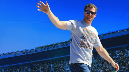 Dale Earnhardt Jr. to drive Brickyard 400 pace car