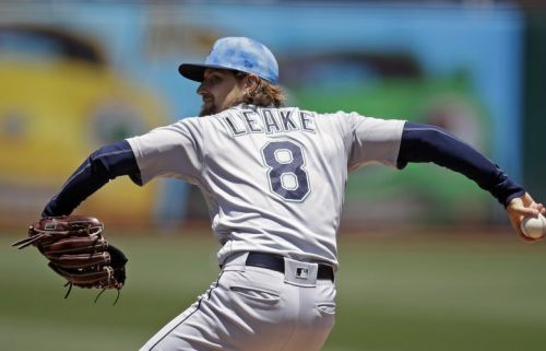 Mike Leake pitches Mariners to victory, possibly himself into trade discussions