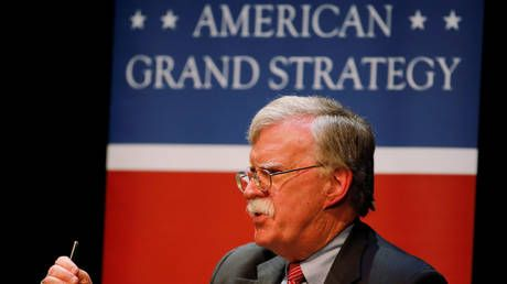 Washington war hawk John Bolton urges top Republicans to call out Trump's 'INEXCUSABLE' behavior in challenging election result