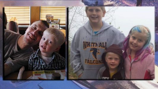 Waukesha father died with two children he tried saving from fire