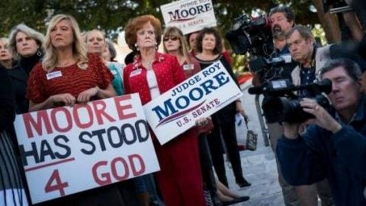 Don't Blame Black Voters For A Moore Win