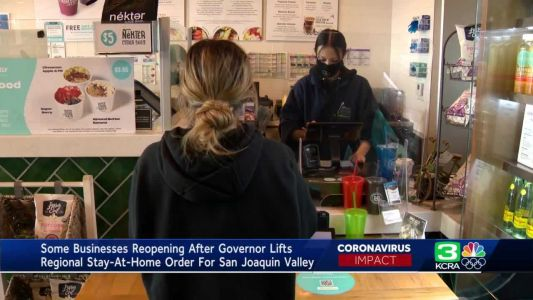 Business owners happy, cautious as San Joaquin County exits stay-at-home order
