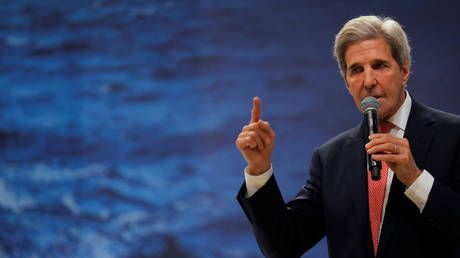 'Failure not an option', US climate envoy Kerry says, as he pushes to phase out coal FIVE times faster