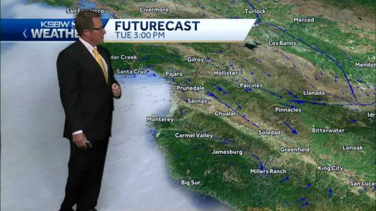 Warm temps continue into Tuesday with a cool down on the way