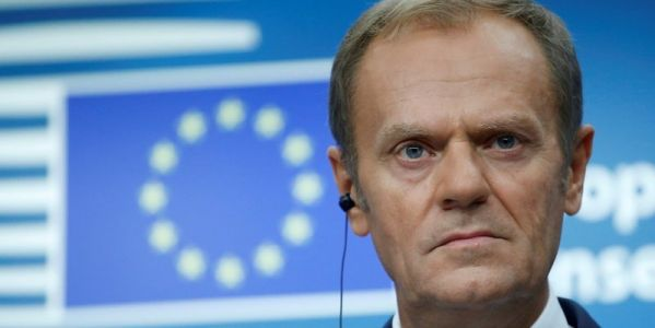 EU's Tusk calls for WTO reform to stop 'conflict and chaos' of Trump's growing trade war
