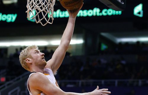 Former NBA player Chase Budinger finding success in beach volleyball