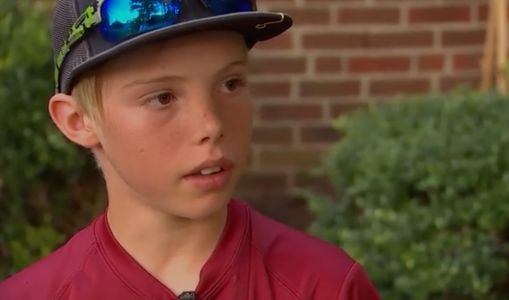 'You're better off getting a job': 11-year-old recounts fighting off intruder with machete