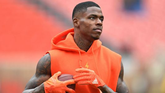 Patriots WR Josh Gordon inactive for Sunday Night Football vs. Lions