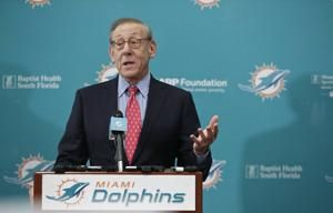 Dolphins owner: There definitely will be an NFL season