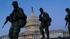 2 National Guard Members Removed From Biden Inauguration Over Militia Ties