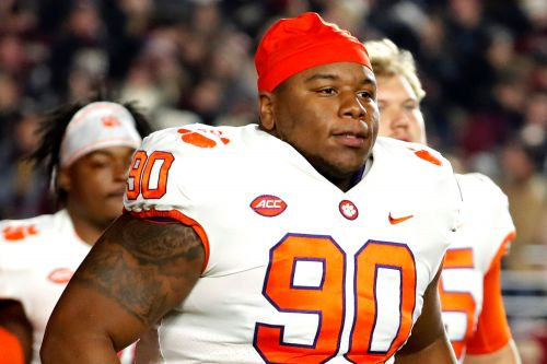 Giants take Dexter Lawrence with No. 17 pick in NFL draft