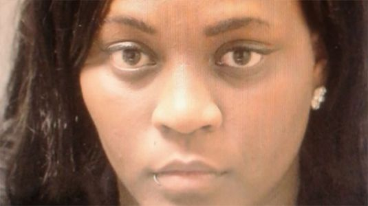 Woman claims fast-food sandwich had razor blade; later arrested